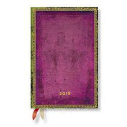 Kalendarz 2018 Byzantium Mini Horizontal - Paperblanks DARMOWA DOSTAWA KIOSK RUCHU