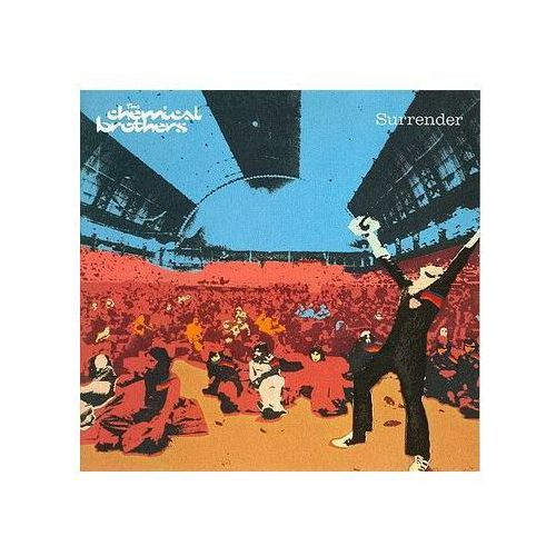 Muzyka dance i disco, THE CHEMICAL BROTHERS - SURRENDER (CD)