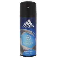 Adidas UEFA Champions League Star Edition dezodorant 150 ml dla mężczyzn