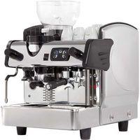 Ekspresy gastronomiczne, Ekspres do kawy, 1-grupowy z młynkiem, 6 l | STALGAST, 486400