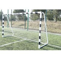 Piłka nożna, Bramka piłkarska STADION HUDORA 300x200cm grube rury 60mm!