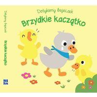 Książki dla dzieci, Dotykamy bajeczek. Brzydkie kaczątko (opr. kartonowa)
