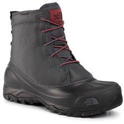 Śniegowce THE NORTH FACE - Tsumoru Boot T93MKSQH4 Zinc Grey/Tnf Black