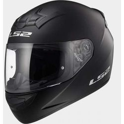 KASK LS2 FF352 SINGLE ROOKIE MATT BLACK