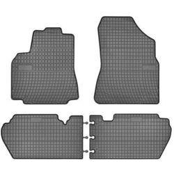 Zestaw szarych dywaników gumowych FROGUM GR0633