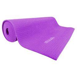 Mata do ćwiczeń JOGI inSPORTline Yoga 173x60x0,5 cm, Odblaskowy zielony