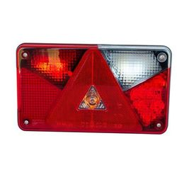 Lampa tylna zespolona Aspöck Multipoint V LED lewa