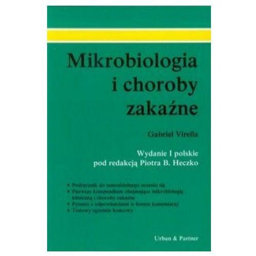 Książki medyczne, Mikrobiologia i choroby zakaźne. Seria Podręczników Medycznych do Egzaminów Testowych (NMS) (opr. broszurowa)