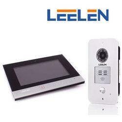 """Leelen LEELEN Wideodomofon 7"""" N75B/No15pc+3xbrelok (z czytnikiem) N75B_No15pc - Autoryzowany partner Leelen, Automatyczne rabaty."""