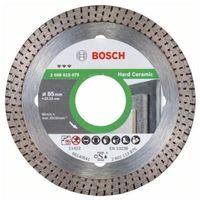 Tarcze do cięcia, Tarcza diamentowa BOSCH 85 x 22.23 mm (2608615075)