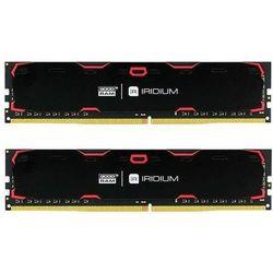 Pamięć DDR4 GOODRAM IRIDIUM 2x4GB 2400MHz CL17