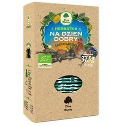 DARY NATURY 25x1,5g Herbatka na dzień dobry Herbata ziołowa BIO