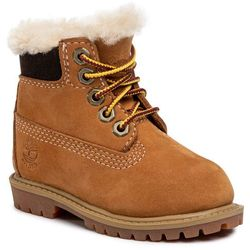 Trapery TIMBERLAND - 6 In Prm Wp Shearling TB0A1BF52311 Wheat