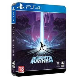Agents of Mayhem D1 Steelbook Edition PL PS4