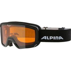 Alpina Sports gogle narciarskie Scarabeo S DH Black