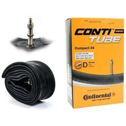 CO0181311 Dętka Continental Compact 24'' x 1,25'' - 1,75'' wentyl dunlop 40 mm