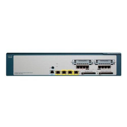 Pozostały sprzęt sieciowy, UC560-BRI-K9 Cisco UC560 System with 2 BRI Ports, 2 VIC Slots