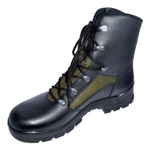 Trekking, Buty Haix Combat Kampfstiefel Black - 206238