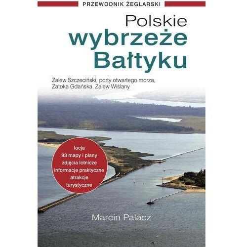 E-booki, Polskie wybrzeże Bałtyku. Przewodnik żeglarski.