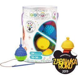 Zestaw kulko-klocków 30 elementów Lalaboom Trefl