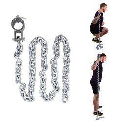 Łańcuch treningowy na gryf inSPORTline Chainbos 10 kg
