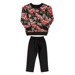 Komplet dziewczęcy bluza+spodnie 3P39A1 Oferta ważna tylko do 2023-10-25