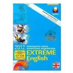 Extreme English poziom zaawansowany i biegły 2012 - DARMOWA DOSTAWA KIOSK RUCHU