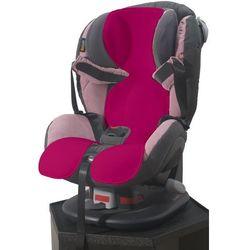 Wkładka antypotowa chłodząca KULI-MULI do fotelika samochodowego 18kg Różowy + DARMOWY TRANSPORT!
