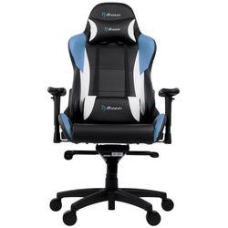 Arozzi fotel Verona PRO V2, czarny/niebieski (VERONA-PRO-V2-BL)