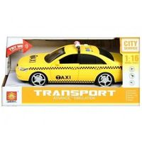 Osobowe dla dzieci, Auto osobowe Taxi światło/dźwięk
