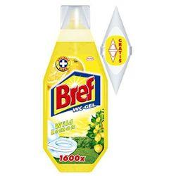 Zawieszka do WC BREF Gel 360ml. - lemon