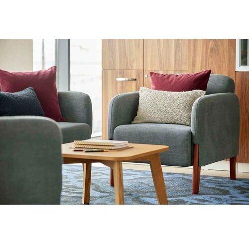 Fotele i krzesła biurowe, Fotel FUSION szary