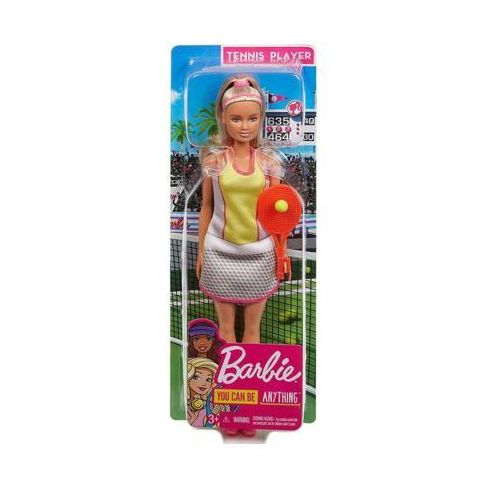 Lalki dla dzieci, Lalka Barbie Kariera Tenisistka
