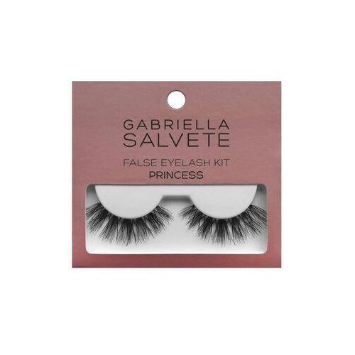 Sztuczne rzęsy, Gabriella Salvete False Eyelashes Princess zestaw 1 szt dla kobiet