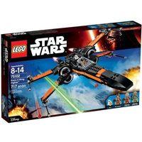 Klocki dla dzieci, 75102 Poe's X-Wing Fighter KLOCKI LEGO STAR WARS