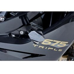 Crash pady PUIG do Triumph Daytona 675 06-12 / Street Triple 08-12 (czarne)