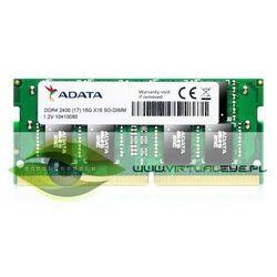 Adata Premier DDR4 2400MHz SO-DIMM 4GB CL17 Bulk