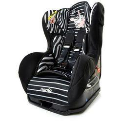 Fotelik samochodowy 0-18 kg Nania Cosmo SP Animals Zebre