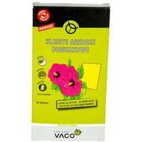 Środki i akcesoria przeciwko owadom, Lep do roślin doniczkowych Vaco (14x7 cm) 10 szt.