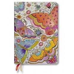 Kalendarz książkowy midi 2018 12M Flutterbyes
