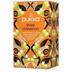 PUKKA 20x2g Three Cinnamon Herbata cynamonowa Bio