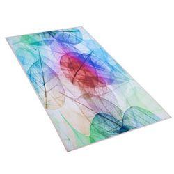 Dywan kolorowy 80 x 150 cm krótkowłosy ANTAKYA