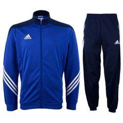 Dres juniorski Adidas Sereno14 PES F49716 niebieski