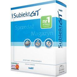 Program handlowo-magazynowy Subiekt GT licencja 3 stanowiska faktury i magazyn Subiekt GT