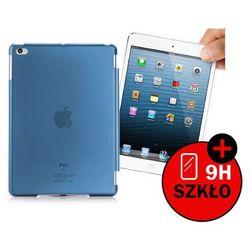 Przezroczyste etui Back Cover do Apple iPad mini 4 - Niebieski
