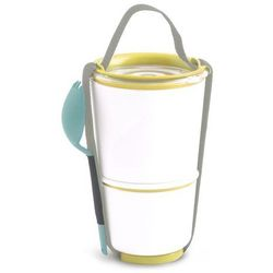 Pojemnik na lunch Lunch Pot żółto-niebieski