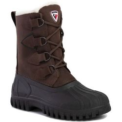 Śniegowce ROSSIGNOL - Soul Boot W RNIW410 Dark Brown 825