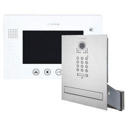 Skrzynka na listy wideodomofon Vidos S561D-SKM M670W
