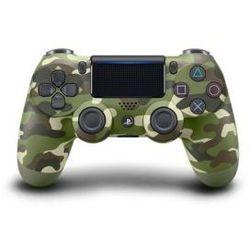 Kontroler bezprzewodowy SONY PlayStation DUALSHOCK 4 v2 Green Camouflage