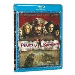 Piraci z Karaibów: Na krańcu świata (Blu-Ray) - Gore Verbinski DARMOWA DOSTAWA KIOSK RUCHU